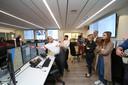 De alarmcentrale van Tel Aviv in Israël werkt al met MDGo.