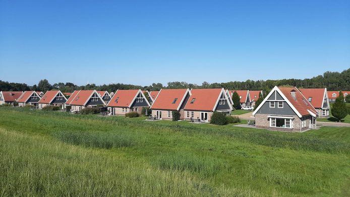 Landal Waterparc Veluwemeer in Biddinghuizen.