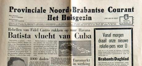 Mijn BD   'De krant werd vroeger tot scheurens toe gelezen'