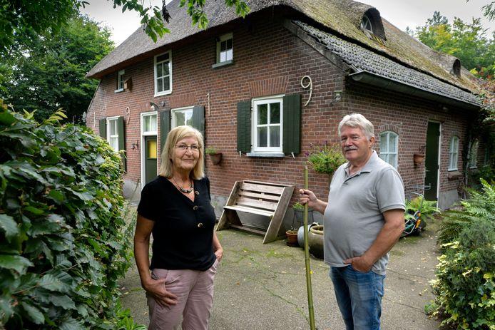 Nederland,  Schijndel, Ine en Jos Schouten runnen een bed en breakfast in een boerderij uit 1919.