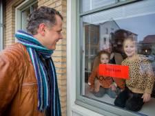 Van thuisonderwijs naar door het dorp struinen: Elfstedentocht voor Ewijkse basisschoolkinderen