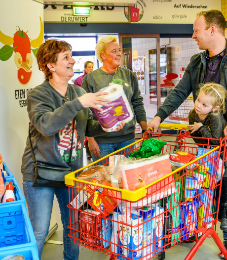 Gulle Ossenaren zorgen voor stevige buffer voor 'Eten Over Oss'