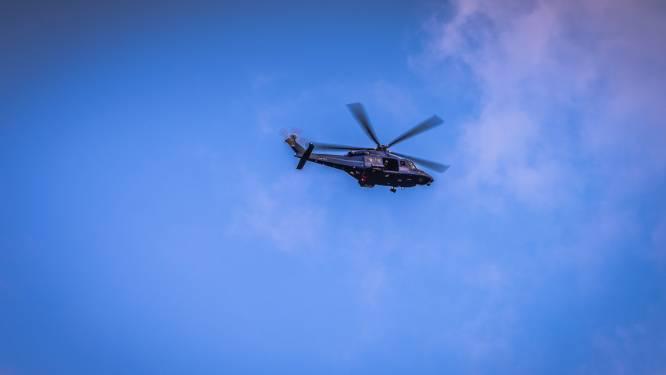 Dit is waarom er al de hele dag helikopters over Rijssen vliegen