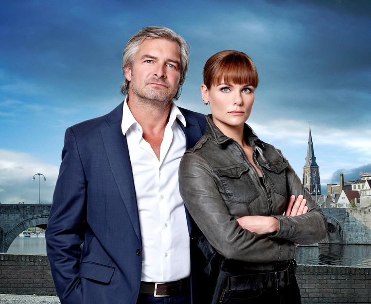 Goed nieuws voor 'Flikken Maastricht'-fans: de dramaserie krijgt nog minstens drie seizoenen Beeld Avrotros