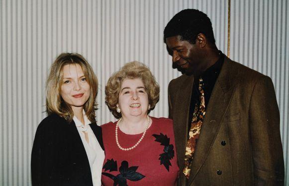 Michelle Pfeiffer en Dennis Haysbert.