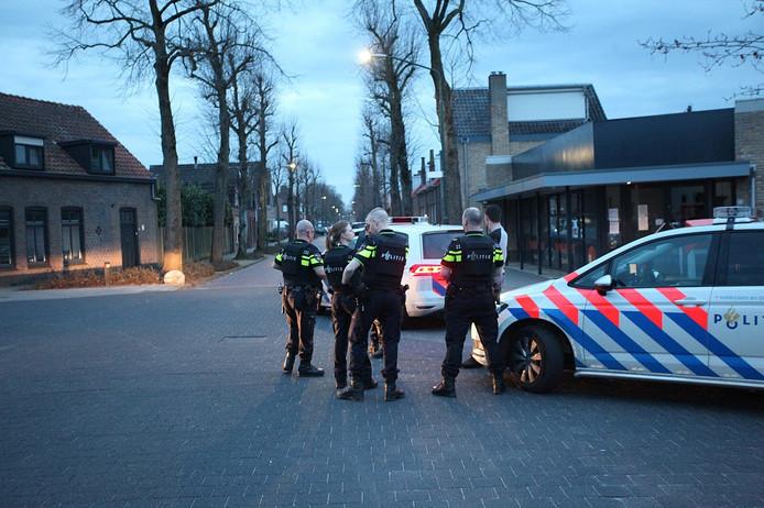 De politie wordt er pas bij gehaald als een conflict escaleert.  Archieffoto Rijen