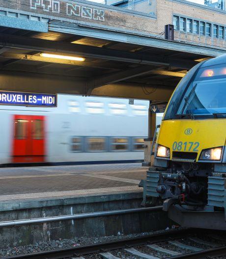 La SNCB baisse ses tarifs pour la marche pour le climat de dimanche à Bruxelles