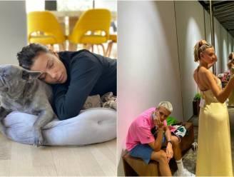 CELEBS 24/7. Eva Longoria is moe en Romeo Beckham heeft een hekel aan shoppen
