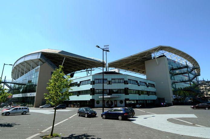 Stadion Galgenwaard is energieneutraal.