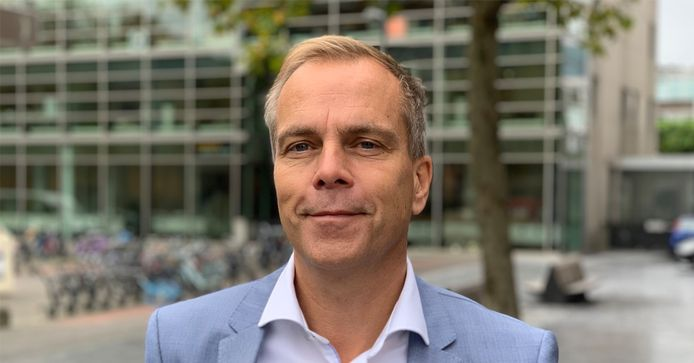 Directeur Pim van der Groen van Robert Walters in Eindhoven.