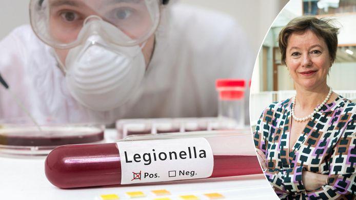 Prof. Katrien Lagrou van het UZ Leuven (rechts).