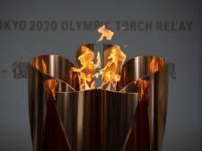 Eerste fakkeldrager valt dag voor start van tocht olympische vlam uit