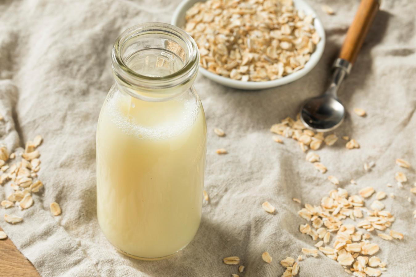 Havermelk is nu populairder dan sojamelk.