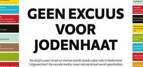 86 BN'ers en (oud-)politici tekenen tegen Jodenhaat
