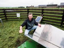 Dit is de oplossing voor té droge weilanden in de zomer en té nat in de herfst