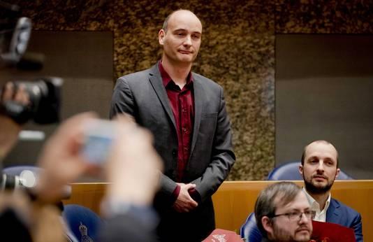 SP-Kamerlid Jasper van Dijk