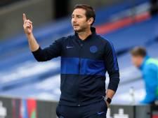 Lampard maakt zich niet druk om City: 'Moeten het zelf afmaken'