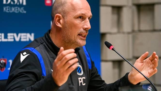 """Clement concentreert zich enkel op duel met Anderlecht: """"Genk? Ben daar totaal niet mee bezig"""""""