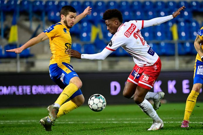 """Sinds Dries Wuytens aanvoerder is, incasseerde Waasland-Beveren slechts één doelpunt in vier wedstrijden: """"Onze linies staan dichter bij elkaar."""""""