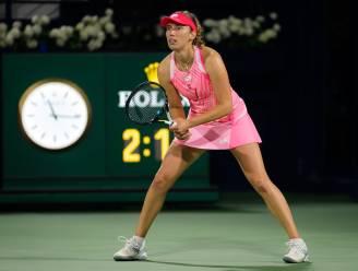 Elise Mertens blijft zeventiende op wereldranglijst