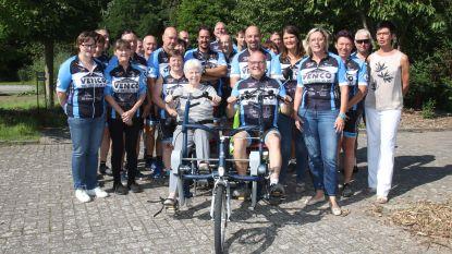 Duofiets voor woonzorgcentrum Sint-Antonius