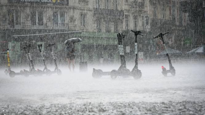 Opnieuw code geel voor stevige onweersbuien, ook eerste week van augustus geen zomerweer in zicht