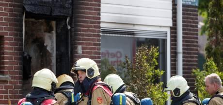 Politie sluit brandstichting uit bij woningbrand in Treubstraat Zutphen