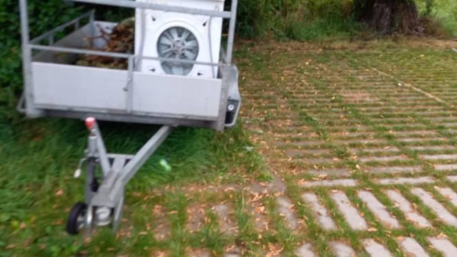 """Van Boven (VB): """"Parking Heirbrugmolen oogt als een stort"""""""