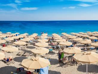 Griekenland voor het eerst populairste vakantiebestemming van de Belg