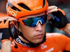 Onfortuinlijke Lammertink mist Strade Bianche, Van Kessel vervangt hem