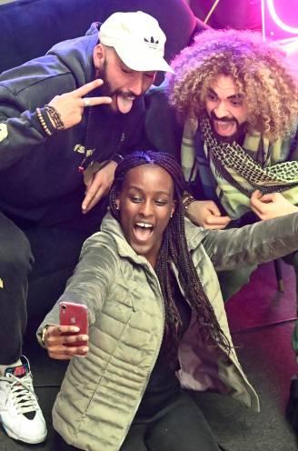 Adil El Arbi en Bilall Fallah leren Brusselse jongeren films maken