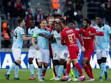 Club Brugge lijdt eerste nederlaag op bezoek bij Royal Antwerp