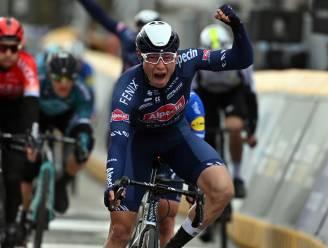Jasper Philipsen verrast Deceuninck-Quick.Step en sprint knap naar de zege in Scheldeprijs