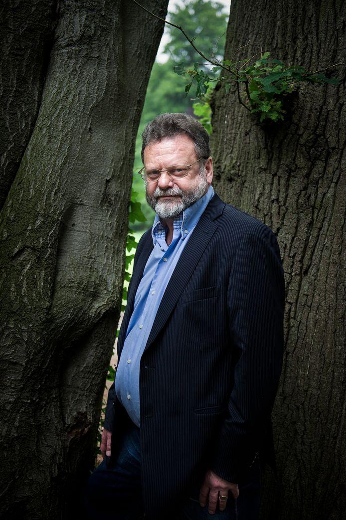 Peter de Langen, voorzitter van SGLA.