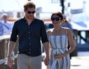 Harry en Meghan in Montecito, VS.