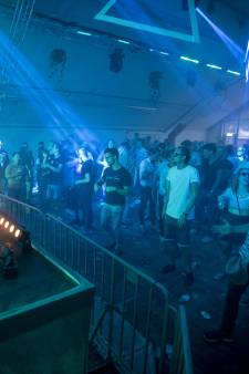 Festival Onder de Radar: techno beleven op Vliegbasis Twente