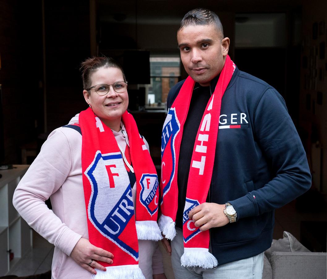 Mariska Wendt doneert haar nier binnenkort aan Youness van Bruggen