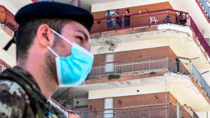 Weer nieuwe corona-uitbraken in Italië met meer dan 100 besmettingen