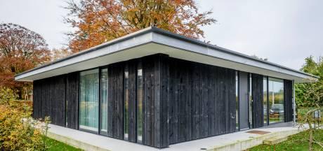 Zelf ontworpen 'zwarte doos' is goed voor Architectuurprijs Achterhoek