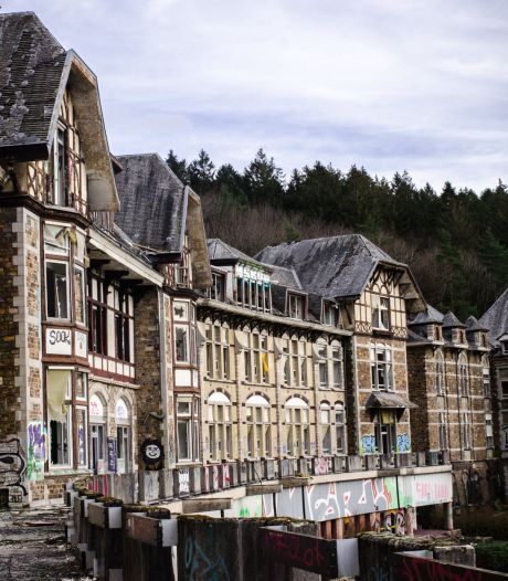 Le sanatorium de Borgoumont est à nouveau à vendre