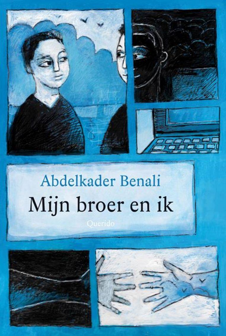 Abdelkader Benali:  Mijn broer en ik (Querido, 80 blz. € 4,95) Beeld