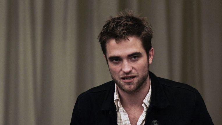 Robert Pattinson. Beeld epa