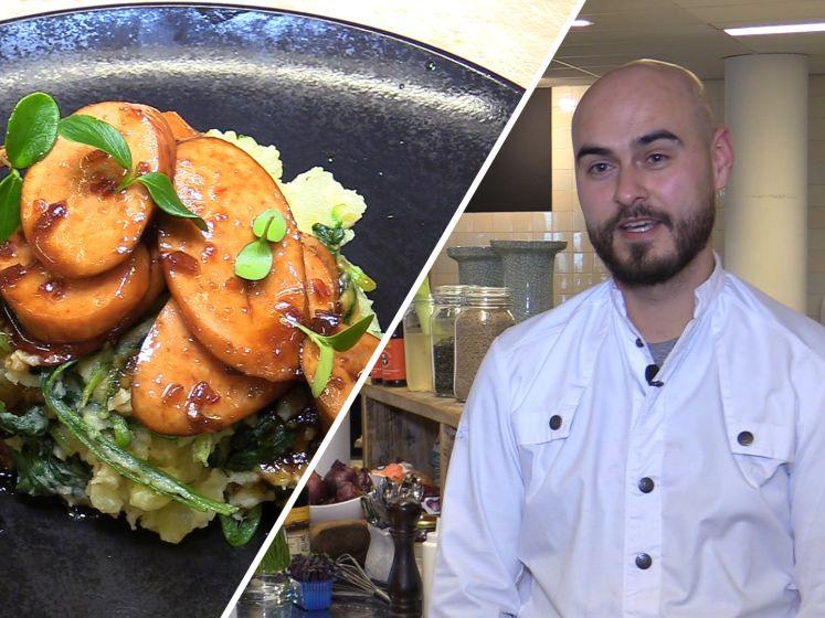 Chef-kok Ferry geeft thuiskooktips: 'Dit kan iedereen maken'