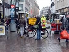 Den Haag verdeeld door fietsvrije Grote Marktstraat: 'Moet ik gaan omrijden. Hoe dan?!'