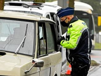 Veel inbreuken bij grote politie-actie: zeven bestuurders met drugs op zak