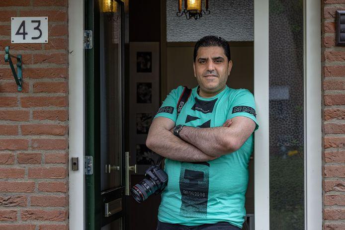 Met zijn film Home Sweet Home wil Anas Alghafir statushouders gidsen door Dronten.