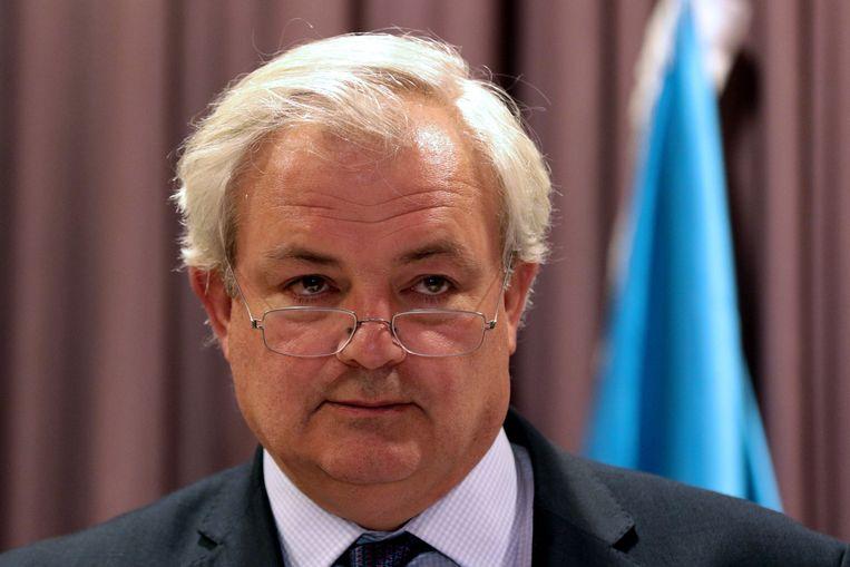Stephen O'Brien Beeld AFP