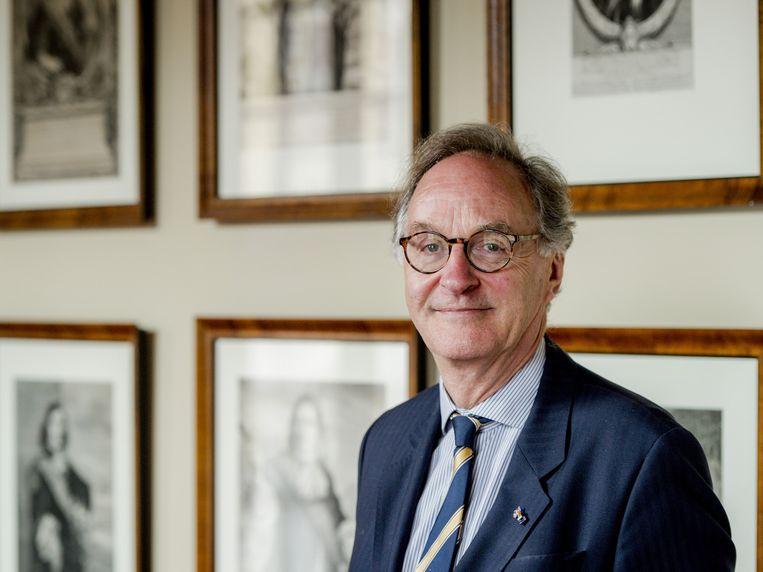 Alexander Rinnooy Kan had het in het gedenkboek van het halve-eeuwfeest over D66'ers die 'wellicht wat minder op hebben met het machtsspel in Den Haag'. Beeld ANP
