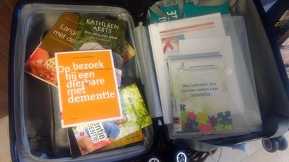 Provincie maakt dementie bespreekbaar