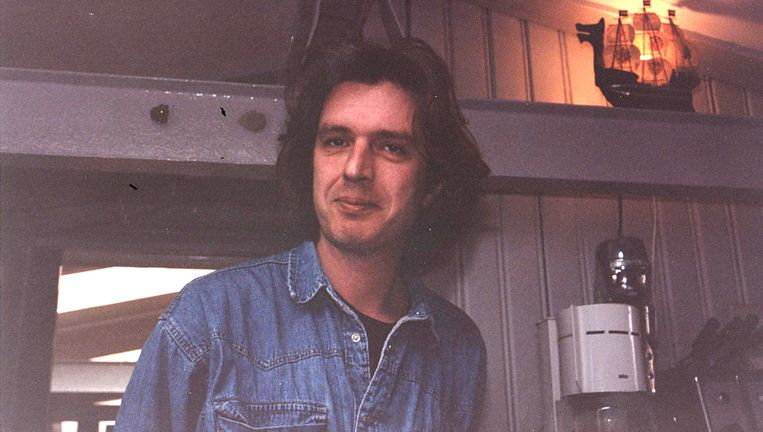 Wim Brands in 1996. Beeld Rechtenvrij